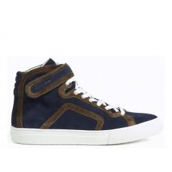 pierre hardy promotions sneakers SneakersPHH 101 TRIM CUBE H - NUBUCK - M