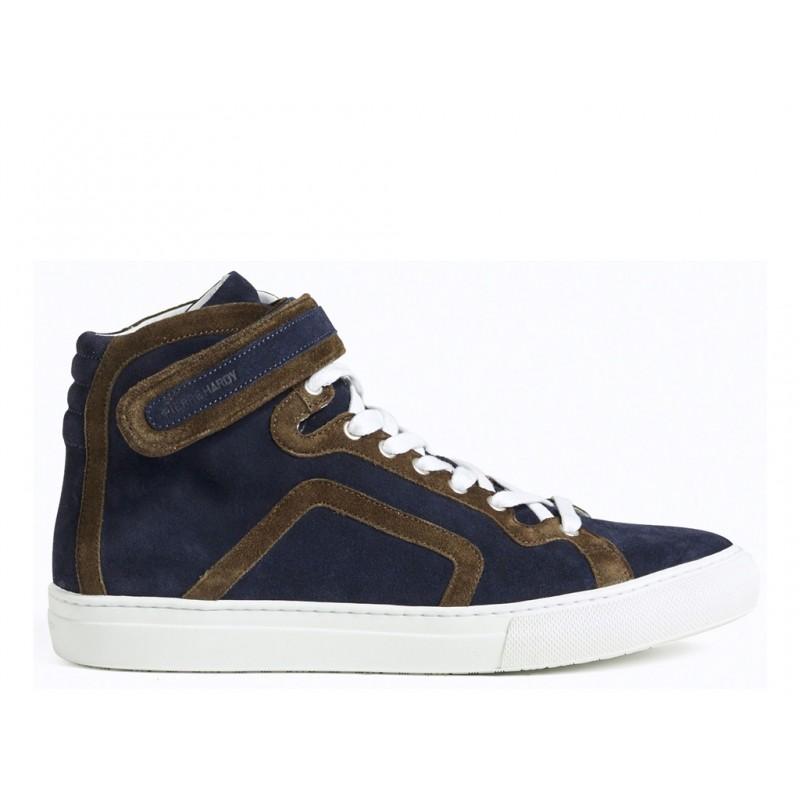 pierre hardy sneakers SneakersPHH 101 TRIM CUBE H - NUBUCK - M