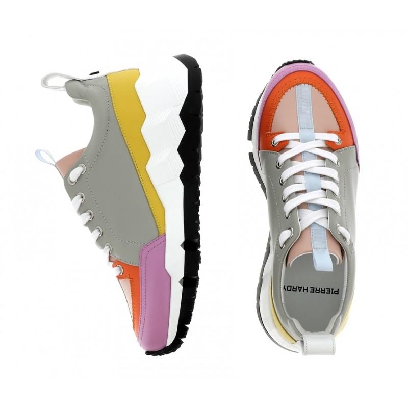 pierre hardy nouveautés sneakers Sneakers StreetlifePHF SNEAK STREETLIFE - CUIR - GR