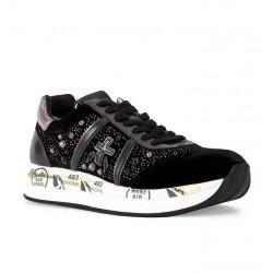 premiata nouveautés sneakers Sneakers ConnyPREMIATA F CONNY - VELOURS, CUIR