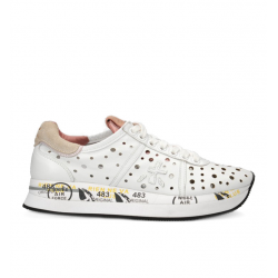 premiata sneakers Sneakers ConnyPREMIATA F CONNY - CUIR PERFORÉ