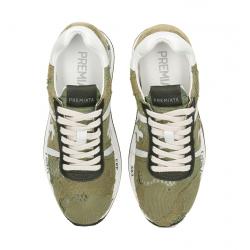 premiata sneakers Sneakers ConnyPREMIATA F CONNY - TISSUS BRODÉ