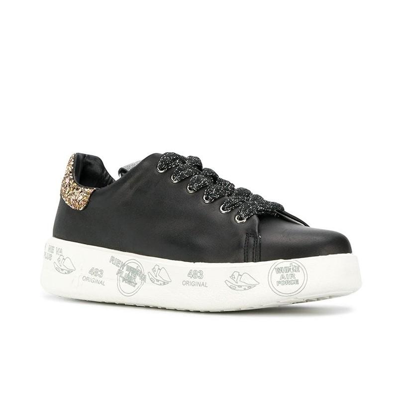 premiata sneakers Sneakers BellePREMIATA F BELLE - CUIR ET PAILL