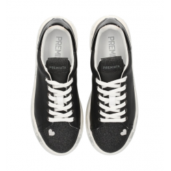 premiata sneakers Sneakers BellePREMIATA F BELLE - CUIR ET GLITT