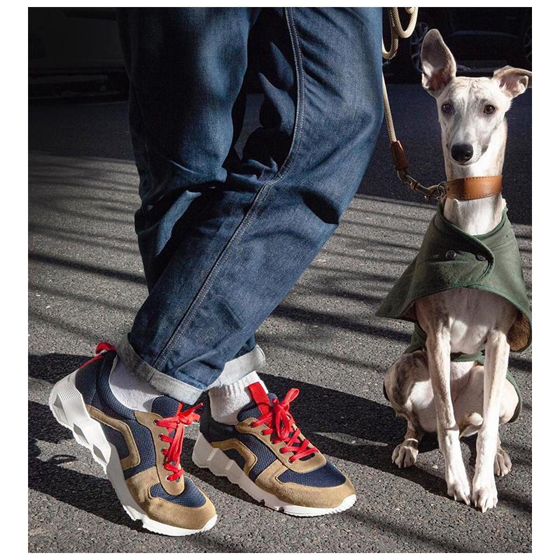 pierre hardy sneakers Sneakers TC LightPHH SNEAKER TCLIGHT - NUBUCK ET