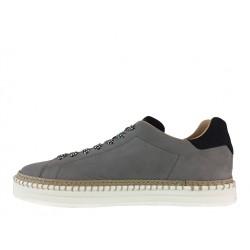 hogan promotions sneakers SneakersREBEL CORD H - NUBUCK - GRIS
