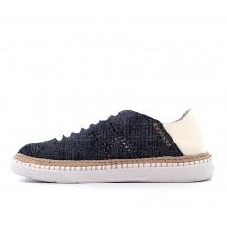 hogan sneakers SneakersREBEL CORD LACET - NUBUCK PERFOR
