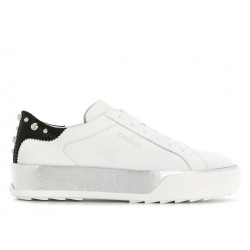 hogan promotions sneakers SneakersREBEL DOUBLE - CUIR ET CLOUS - A