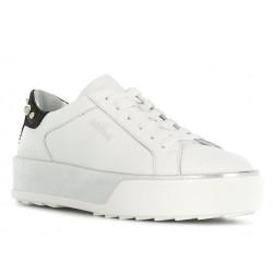 hogan promotions sneakers SneakersREBEL DOUBLE - CUIR ET CLOUS - A
