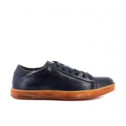 paul smith sneakers Sneakers HuxleyPS SNEAK HUXLEY - CUIR - NAVY