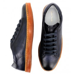 paul smith nouveautés sneakers Sneakers HuxleyPS SNEAK HUXLEY - CUIR - NAVY