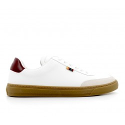 paul smith nouveautés sneakers Sneakers EarlePS STAN EARLE - CUIR - BLANC