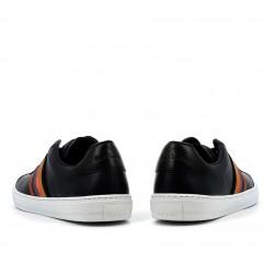 paul smith nouveautés sneakers Sneakers LevonPS STAN LEVON - CUIR - BLEU