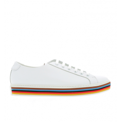 paul smith nouveautés sneakers Sneakers SotoPS SNEAKER SOTTO - CUIR - BLANC