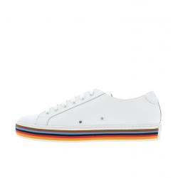 paul smith nouveautés sneakers Sneakers SotoPS SNEAKER SOTTO - CUIR - BLANC