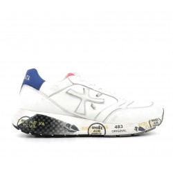 premiata nouveautés sneakers Sneakers ZacZacPREMIATA F ZACZAC - CUIR - BLANC