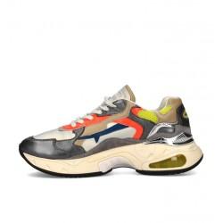premiata nouveautés sneakers Sneakers SharkyPREMIATA F SHARKY - CUIR, NUBUCK