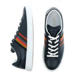 paul smith nouveautés sneakers Sneakers HansenPS STAN HANSEN - CUIR ET TOILE S