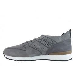 hogan promotions sneakers SneakersREBEL FLY H - NUBUCK PERFORÉ - G