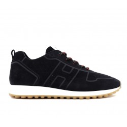 hogan promotions sneakers SneakersREBEL FLY H - NUBUCK PERFORE - M