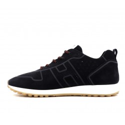 hogan promotions sneakers SneakersREBEL FLY H - NUBUCK PERFORE - M