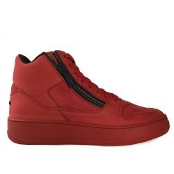hogan promotions sneakers SneakersREBEL PURF - CUIR ET NUBUCK - RO