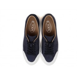 tod's promotions sneakers SneakersSPORT CORD - NUBUCK - MARINE