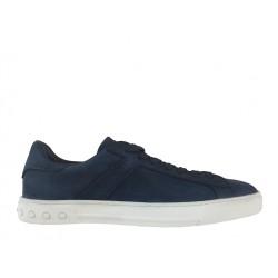 tod's nouveautés sneakers SneakersSPORT 2 - NUBUCK - BLEU