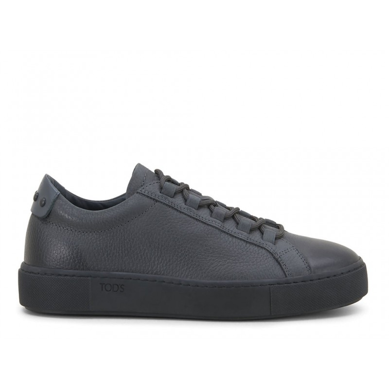tod's promotions sneakers SneakersSPORT GILI - CUIR GRAINÉ - GRIS
