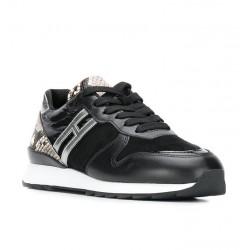 hogan promotions sneakers SneakersREBEL FLY FHIV - CUIR, NUBUCK ET