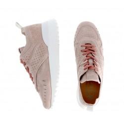 tod's sneakers SneakersRUNINGA - NUBUCK PERFORÉ - POUDR