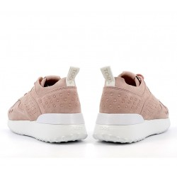 tod's promotions sneakers SneakersRUNINGA - NUBUCK PERFORÉ - POUDR