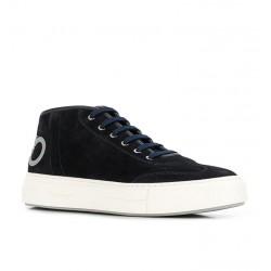 salvatore ferragamo promotions sneakers Sneakers AngelSF H SNEAKER ANGEL - NUBUCK - MA