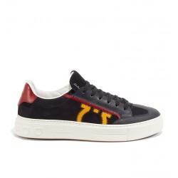 Salvatore Ferragamo promotions sneakers Sneakers BorgSF H SNEAKER BORG 5 - NUBUCK ET