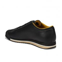 Salvatore Ferragamo nouveautés sneakers Sneakers SpringSF H SNEAKER SPRING - CUIR - NOI