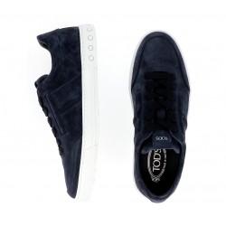tod's nouveautés sneakers SneakersSPORT T 2 - NUBUCK - MARINE