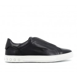 tod's promotions sneakers SneakersSPORT LOAFER - CUIR - MARINE