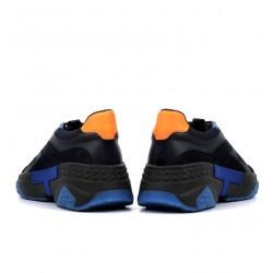 tod's promotions sneakers SneakersRUNSTER - CUIR, NUBUCK ET TOILE