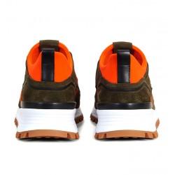 tod's promotions sneakers SneakersRUN NEWSTER - NUBUCK ET NÉOPRÈNE