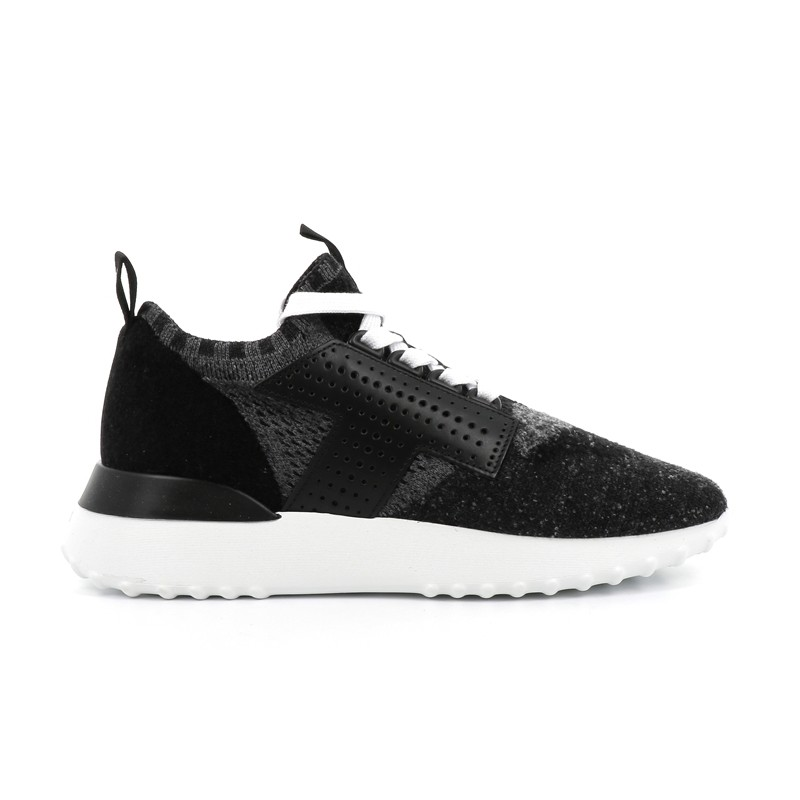 tod's promotions sneakers SneakersRUNINGA CHAUSS - TISSUS ET CUIR