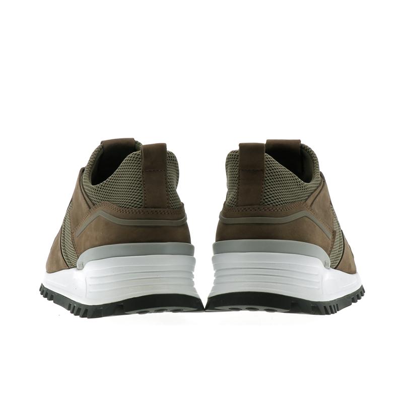 tod's nouveautés sneakers SneakersRUN NEW CDO - NUBUCK ET TOILE -
