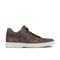 tod's promotions sneakers SneakersSPORTIVO 2 - NUBUCK - CHOCOLAT