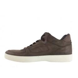 tod's sneakers SneakersSPORTIVO 2 - NUBUCK - CHOCOLAT