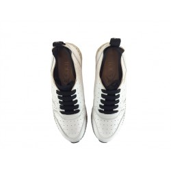 tod's promotions sneakers SneakersTODCORD - CUIR - BLANC