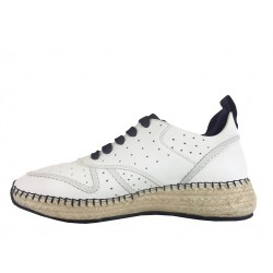 tod's promotions sneakers SneakersTODCORD - CUIR - BLANC
