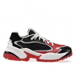 sergio rossi nouveautés sneakers SneakersSR SNEAK XTRM - CUIR - NOIR, BLA