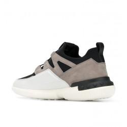 tod's promotions sneakers SneakersTODRUN GILI 3 - NUBUCK, TOILE, C