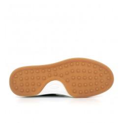 tod's nouveautés sneakers SneakersSPOT 2 - NUBUCK DÉLAVÉ - KAKI