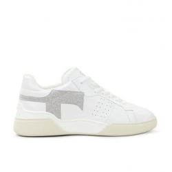 tod's nouveautés sneakers SneakersTIMA CASSETA - CUIR ET GLITTERS