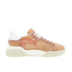 tod's nouveautés sneakers SneakersTIMA CASSETA - TOILE ET PLEXI -